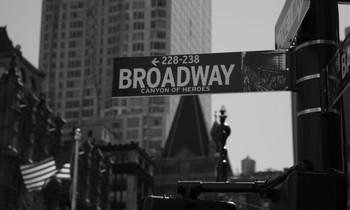 Broadway Dreams in Manhattan, NY